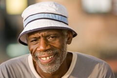 retired-african-american-man-smiling-10447168